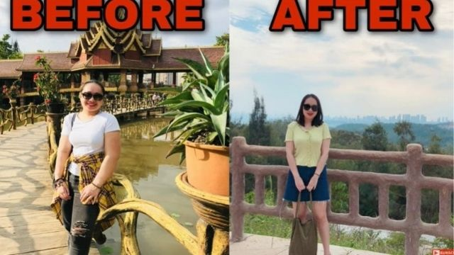 Okinawa Flat Belly Tonic Before After Result