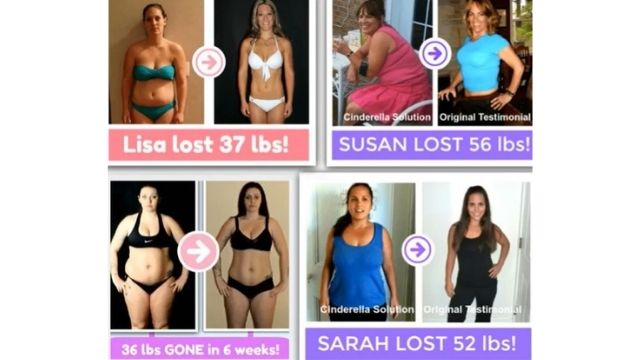 Pros and cons of Cinderella Solution weight loss program